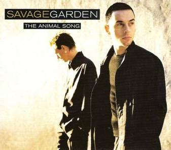 Songs By Savage Garden by The Animal Song