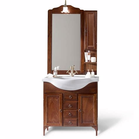www bagno italia it mobile arredo bagno cm 85 arte povera lavabo ceramica