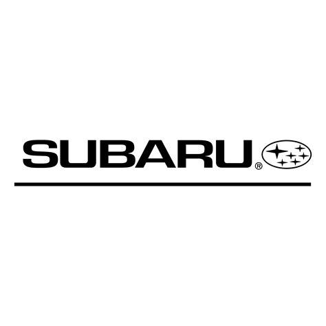 black subaru logo subaru logos
