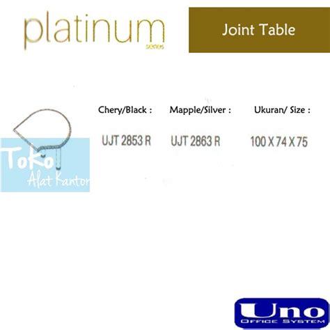 Uno Joint Table Ujt 2863 L Www Roommatefurniture uno platinum series distributor furniture kantor