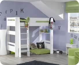 chambre enfant mezzanine chambre enfant lit mezzanine