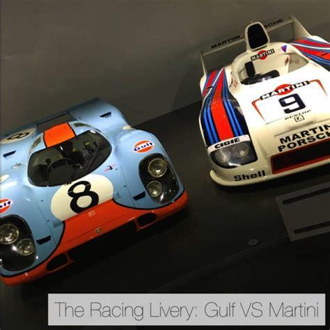 Interior Design Ideas Kitchen Color Schemes the racing livery gulf vs martini