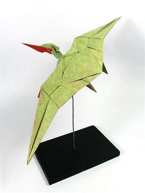 Origami Pteranodon - pteranodon by mc black scorpion mc via flickr