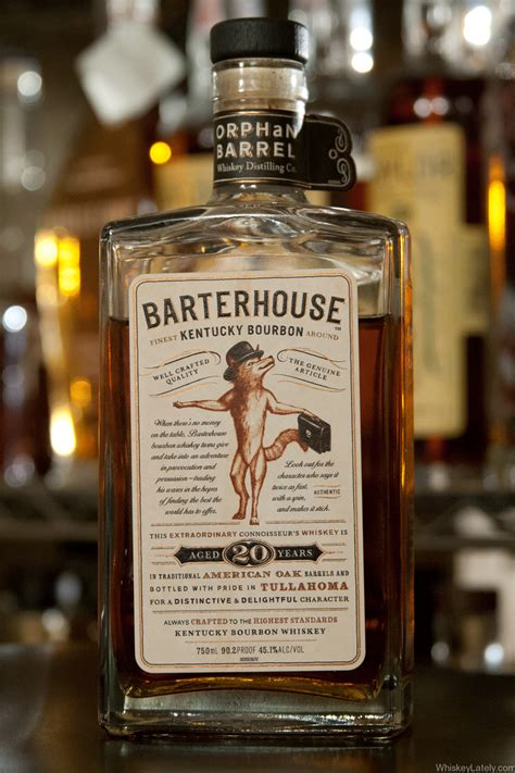 barter house bourbon barterhouse 20 year old bourbon review 15 whiskey lately