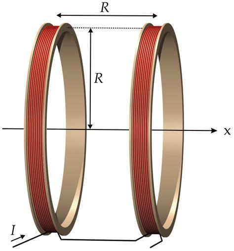 electron inductor coils helmholtz spule