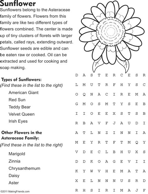yellow petal coloring page flower word search daisy girl scouts daisy girl and