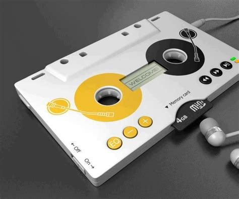 cassette mp3 player juggaar hack your cassette shaped mp3 player
