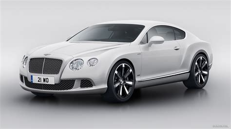 Bentley Continental Gt 2014 White Image 352