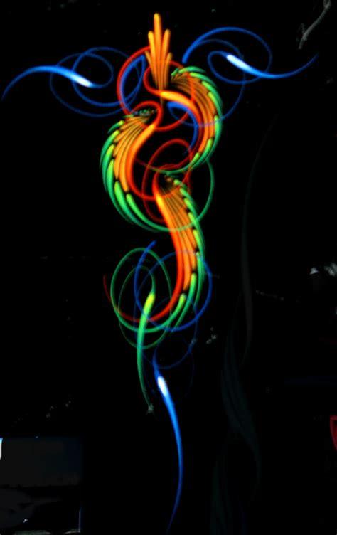 Starterkit Medina wizard graphics pinstriping airbrush gallery