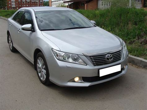 Used Toyota Camry 2012 Used 2012 Toyota Camry Photos 2500cc Gasoline Ff