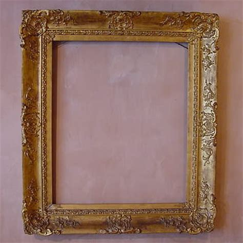 Cupbaords Antique Gilt Amp Gesso Frame Antique Decorative Items