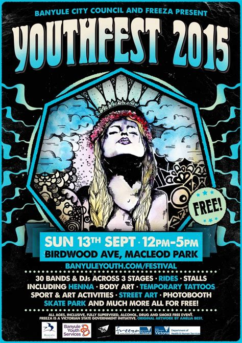 tattoo parlour greensborough youthfest 2015 headspace info evening st helena