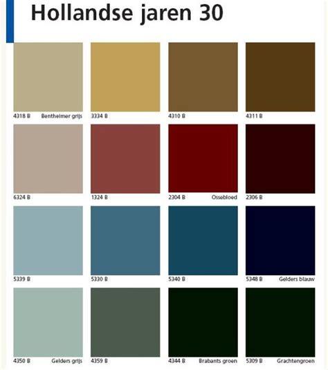 kleuren woning kleuren jaren 30 woning jaren 30 pinterest kleuren