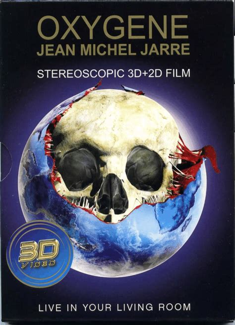 Oxygene Live In Your Living Room by Jean Michel Jarre Oxygene Live In Your Living Room