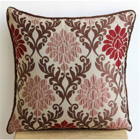 sofa pillow covers decorative throw pillow covers couch pillows by thehomecentric