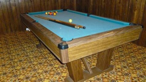 Brunswick Windsor VIP Pool table 7ft. 1200.00   Projects