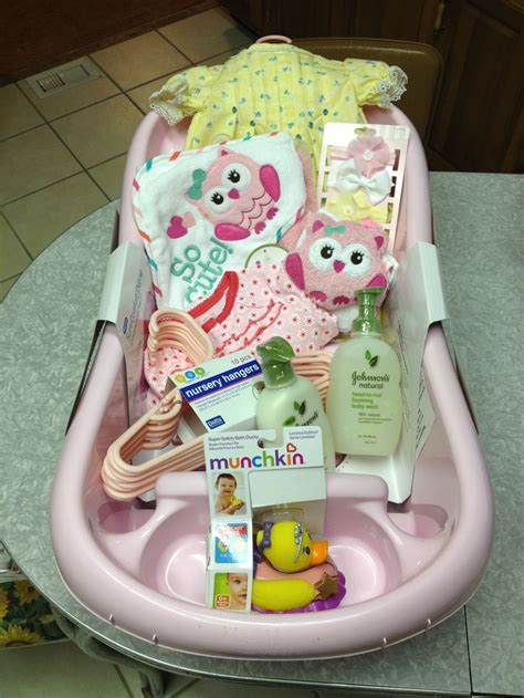 Handmade Baby Gift Baskets - baby shower gift baskets diy decoration of baby shower