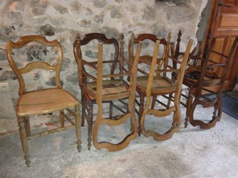Lot Chaises Occasion by Chaises Anciennes Occasion Clasf