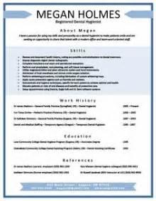 dental hygiene resume template dental hygiene resumes on resume templates