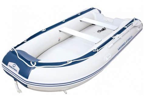 opblaasbare boot 4 personen hydro force sunsaille opblaasboot