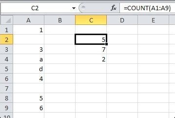 rumus perhitungan excel pertamakali