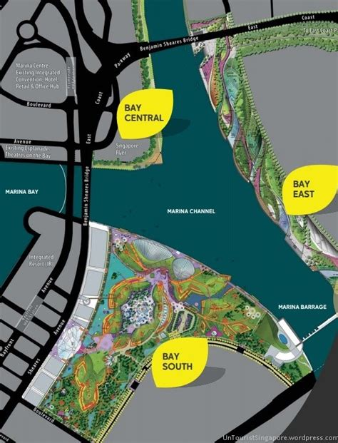 gardens by the bay east tanjong rhu residents secret untourist singapore