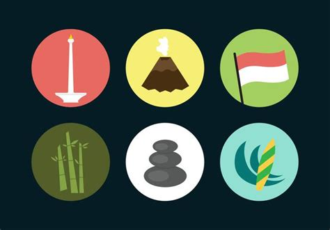 icon design indonesia indonesia vector icons download free vector art stock