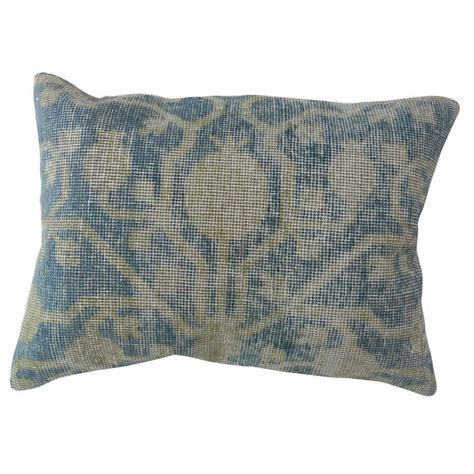 Rug Pillow by Antique Khotan Rug Pillow At 1stdibs
