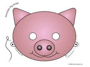 pig mask template kenwyne jones saintsweb