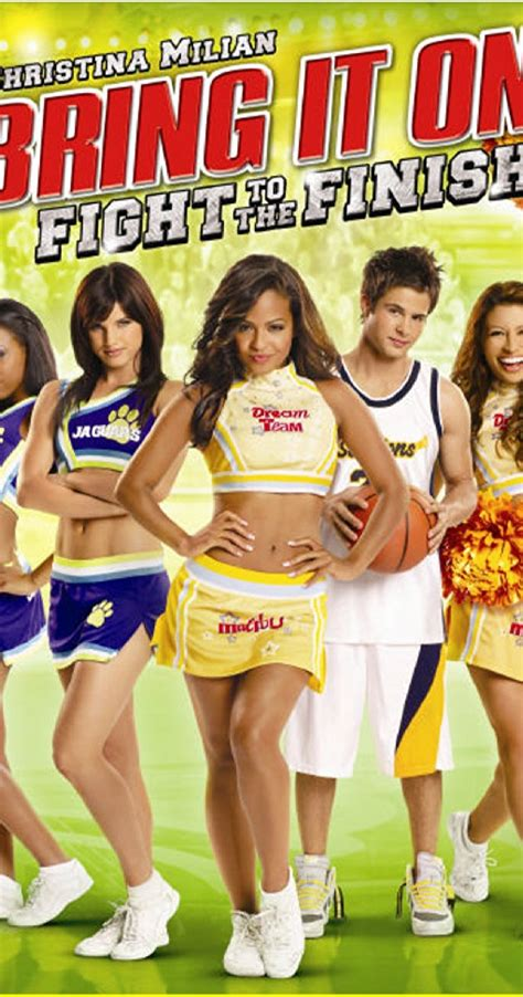 bring it on bring it on fight to the finish 2009 imdb