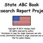 State Report Booklet by School Social Studies On Social Studies Presidents Day And Current Events