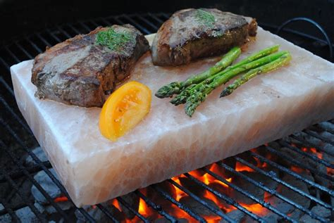 what does a himalayan salt l do why you need to cook on a himalayan salt block 171 food