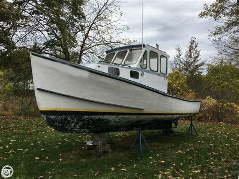 lobster boat plymouth ma used lobster boats for sale in massachusetts boats
