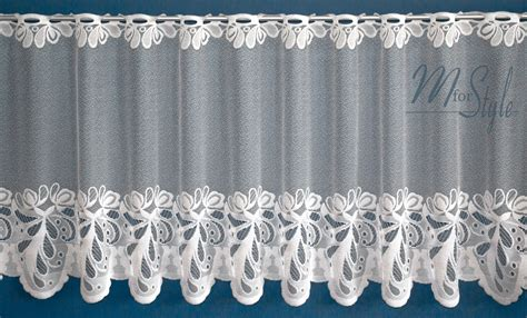largest selection of curtains cafe net curtains large selection price per metre ebay