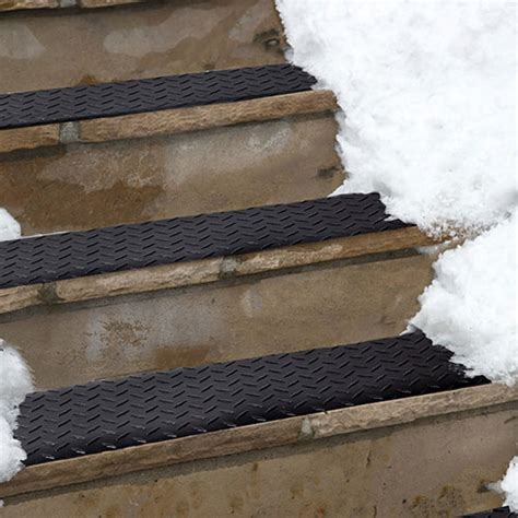 Mats For Outdoor Steps heat trak snow melting stair mats dr power equipment