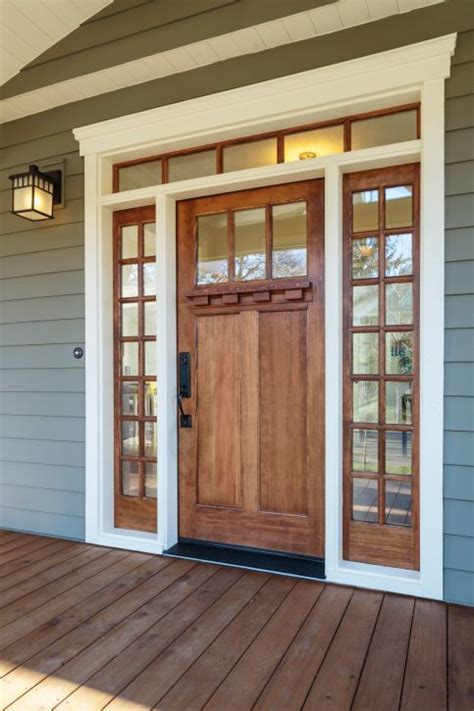 25 modern front door with wood accents decorazilla 25 cool front door designs for houses photos home decor