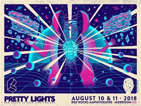 pretty lights rocks tickets pretty lights confirms 2018 rocks shows