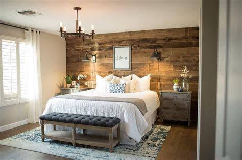 rustic chic master bedroom photo page hgtv