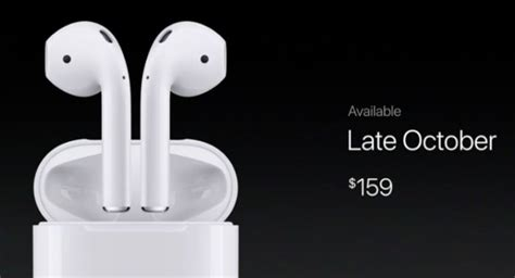 apples launches   truely wireless airpods