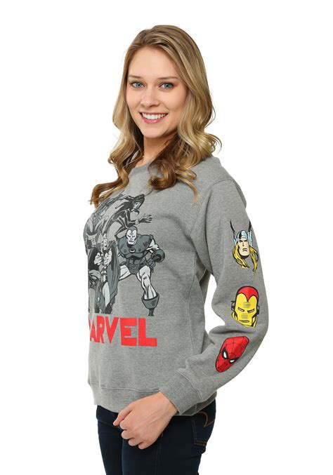marvel pullover lera sweater