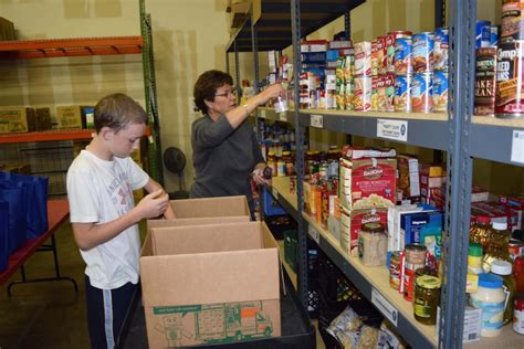 Arlington Food Pantry by Our Lenten Fast And Feeding The Hungry Catholic