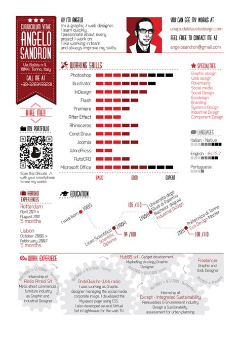 Resume Graphic Design Infographic What Is An Infographic Resume