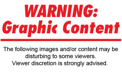 content warning warning graphic content