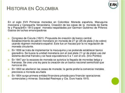 colombia biograf a actividad cultural del banco de historia del sistema financiero en colombia