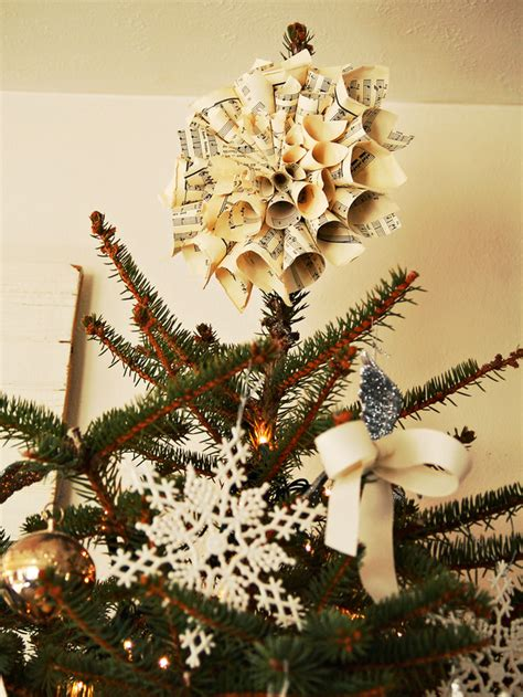Handmade Tree Topper - diy tree topper handspire