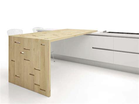 tavoli alti da cucina tavolo a penisola alto da cucina luce domus arte