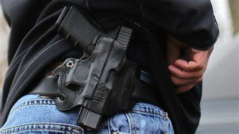 Concealed Carry Background Check Missouri Gun Bill Allows Concealed Carry Without Officer