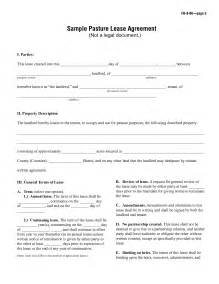 Basic Residential Lease Agreement Template 13 Best Images Of Simple Rent Agreement Simple Rental