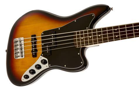 squier jaguar bass v bajo electrico squier fender vintage modified jaguar bass