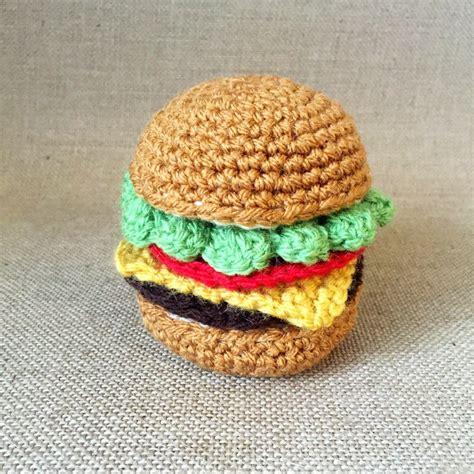 crochet cuisine 15 free food crochet patterns crochet concupiscence